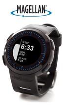 NEW Magellan Echo FIT Smart Sports Fitness Watch Sleep Tracking BLACK An... - $26.50