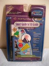 """NEW LEAP FROG QUANTUM PAD """" smart guide to 5th grade"""" new in sealed plastic - $16.82"""