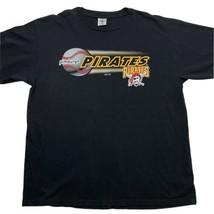 Vtg Pittsburgh Pirates Men's XL Black T-shirt MLBP 2000 MLB Baseball - $17.00