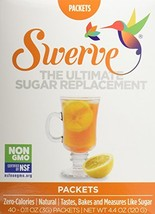 SWERVE Sweetener Packets, 40 Count