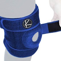 Adjustable Knee Brace Support - Best Plus Size Knee Brace for ACL, MCL, ... - $27.22