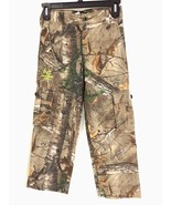 New Boy's Realtree Mossy Oak Camouflage Cargo Hunting Pants S - XXL 7145 - $16.82+