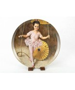 "John McClelland Collector Plate, ""Katie The Tightrope Walker"", Knowles, ... - $6.81"