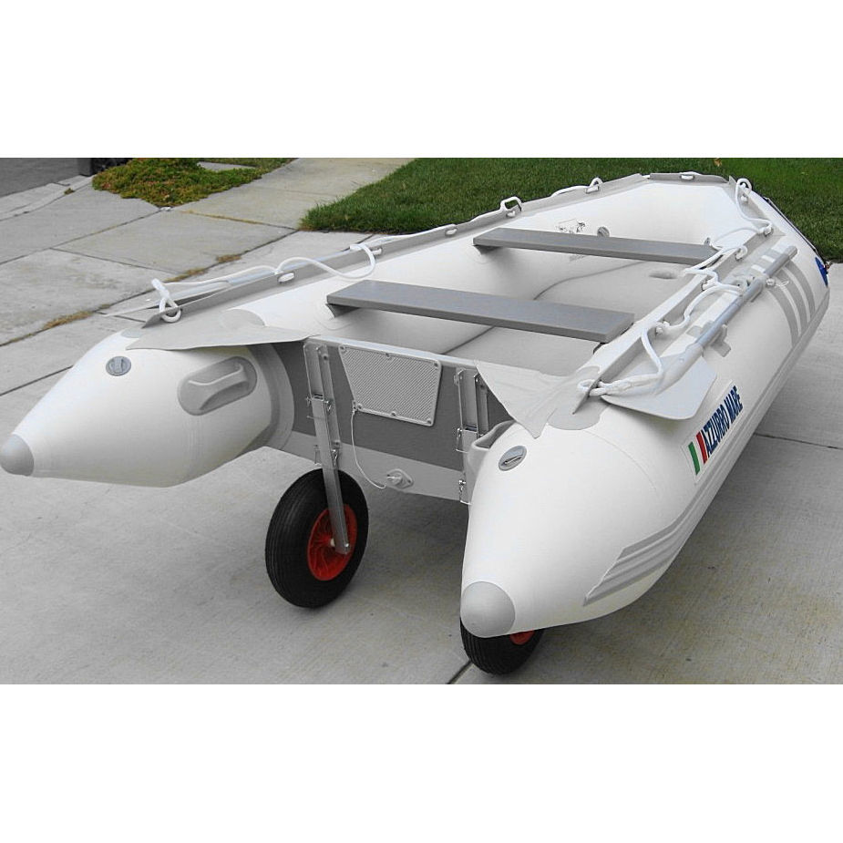 Inflatable Boat Transom Launching Wheel For Inflatable ...