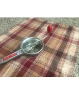 Vintage  Coupe Persil Aluminum Fiood Grater France - $11.87