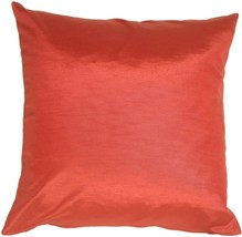 Pillow Decor - Metallic Cherry Throw Pillow - $49.95