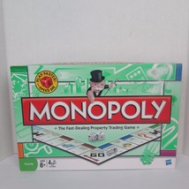 Hasbro Monopoly 2008 Edition New Open Box - $18.51