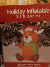 Reindeer Airblown Inflatable 3.5 ft. - $34.99