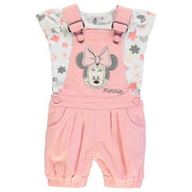 Disney bambina ufficiale MINNI Salopette Pantal... - $36.04