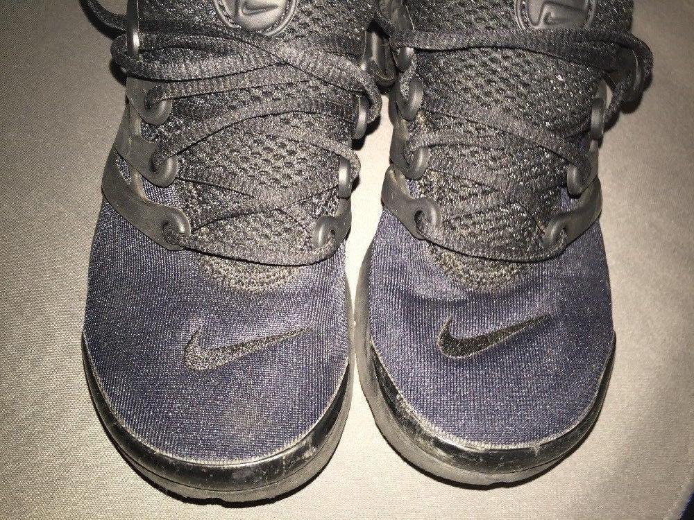 timeless design 7f1bd d3668 Nike Presto Run Low Preschool Lifestyle Shoe Black Size 1Y