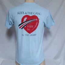 VTG 1984 Kool & The Gang Tour T Shirt 80s Rap Tee Hip Hop Concert Rock 5... - $119.99