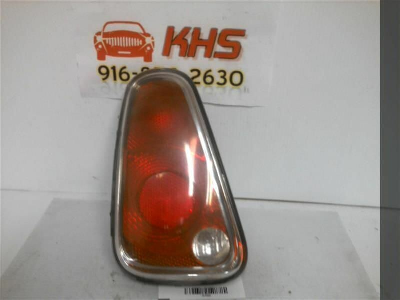 Primary image for Driver Tail Light Convertible Fits 02-08 MINI COOPER 168929