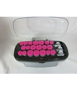 Conair Hot Clips Multi-Size Hot Rollers Set Hair Curler Model CHV26HX Ha... - $13.36