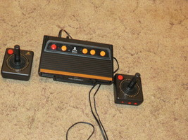 Atari Flashback Classic Game Console / 2 Wireless Controllers - $29.65