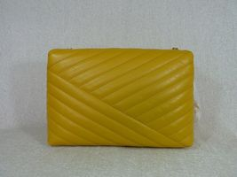 NWT Tory Burch Daylily Kira Chevron Flap Shoulder Bag image 4