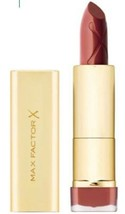 MAX FACTOR Color Elixir Lipstick 837 Sunbronze 1s-Moisturises and smoothes - $24.74