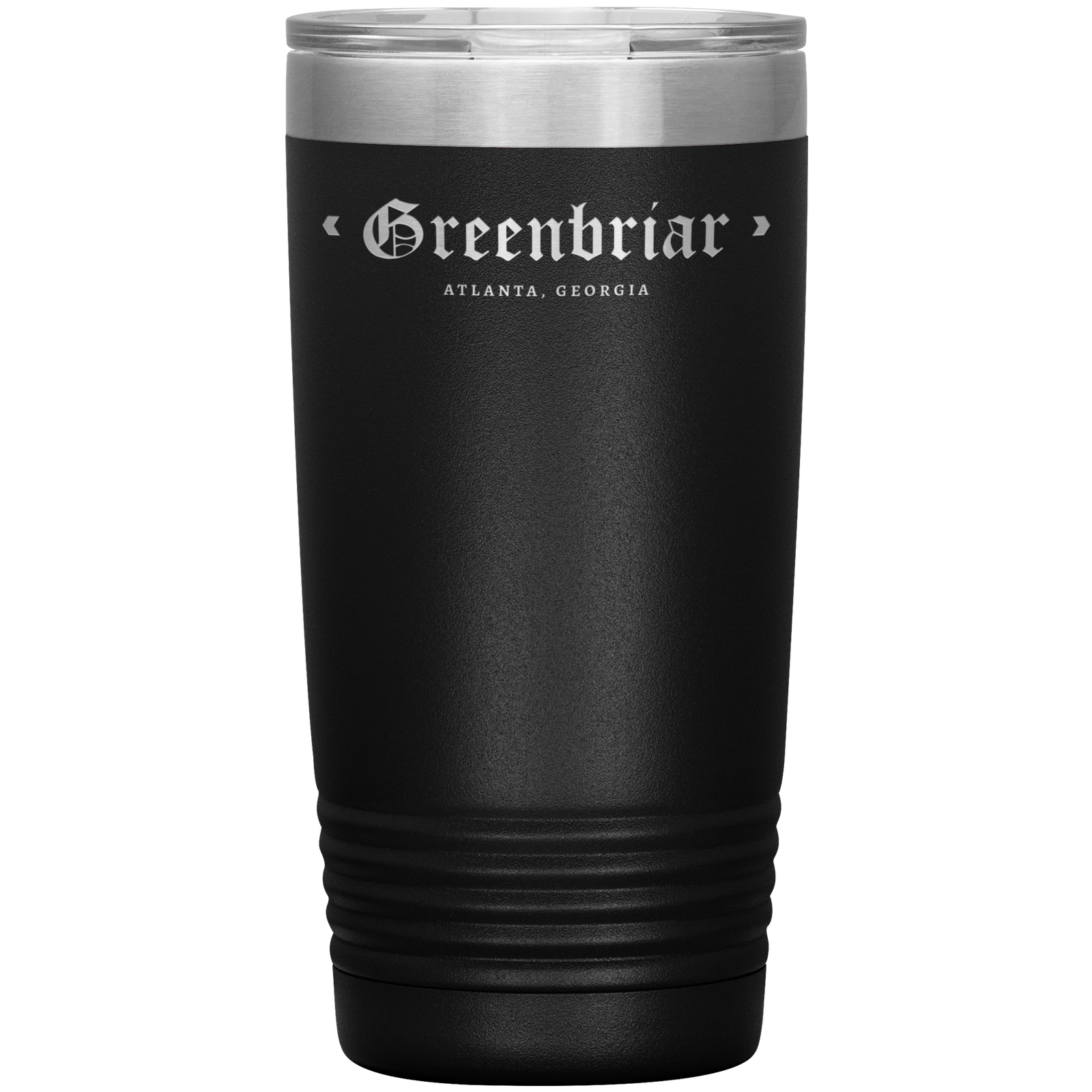 Primary image for Greenbriar Double Wall Vacuum Insulated Stainless Steel Tumbler 20 OZ Engraved