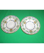 2 Vintage Royal Doulton The Ormonde  Saucers  H3191 NICE - $29.69