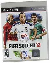 NEW FIFA Soccer 12 - Playstation 3 BRAND NEW FACTORY SEALED - $7.13