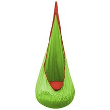 Sorbus Kids Pod Swing Chair Nook - Hanging Seat Hammock Nest for (Nook O... - $47.45