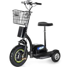 MotoTec Electric Trike 48v 500w Personal Transporter 3 Wheel Scooter up to 22MPH image 7