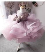 Ball Gown Flower Girl Dresses with Flowers - £94.58 GBP