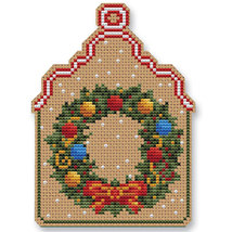 Christmas wreath ornament kit thumb200