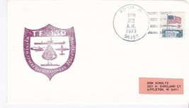 TF-130 MANNED SPACECRAFT RECOVERY FORCE PACIFIC KUNIA HAWAII JUN 22 1973  - $1.98