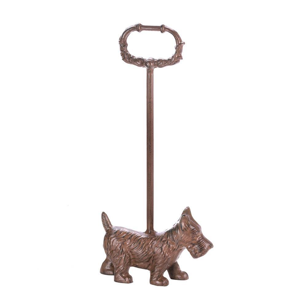 Doggy Door Stopper With Handle - $42.00