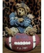 Boyds Bears and Friends 1998 All Pro Football Ornament #25705V 16E/2949 - $15.99