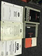 1995 Ford MUSTANG Service Shop Workshop Repair Manual Set OEM W EVTM Specs - $217.74