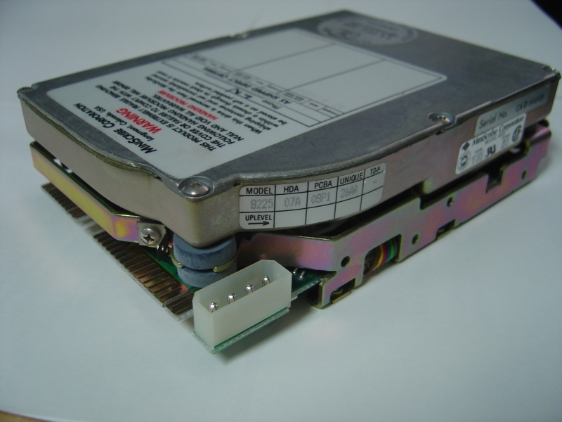 20MB 3.5IN HH RLL MINISCRIBE 8225 Free USA Ship Our Drives Work