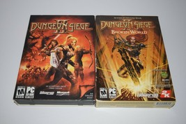 Dungeon Siege II & Broken World Bundle (PC, 2005) - $12.86