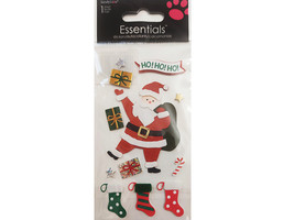 Christmas Holiday Stickers, You Choose image 10