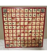 Vintage One-Eyed Jack, Jack Foolery, Jack Off, and Sequence Board Game W... - $290.95