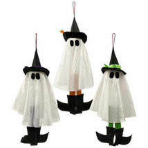 """Halloween Decorations Assorted (Qty 1) Random Scary 24"""" Hanging Witch Gh... - $17.90"""