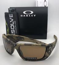 New OAKLEY Sunglasses FUEL CELL OO9096-I7 60-19 Desolve Bare Camo w/ Blk Iridium - $159.95