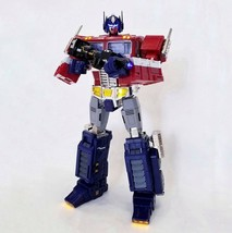 NEW Optimus prime LEWIN Lewin-01 MP10 Oversized OP 71cm with LED Action Figure - $749.99
