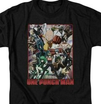 One Punch Man Anime TV series Superhero Saitama graphic t-shirt OPM118 image 2