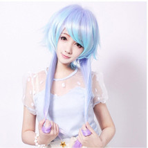 Lolita Style Womens Long Straight Wavy Hair Anime Cosplay Party Girl Full Wigs - $15.88
