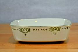 Franciscan Discovery Heritage Rectangular Vegetable Baking Serving Dish Bowl MCM - $8.99