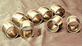 Metal Napkin Holders (8) AA20-CD0062 Vintage image 3