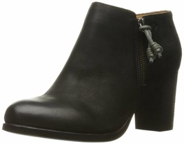 Sperry Top-Sider Womens Black Dasher Lille Ankle Fashion Bootie STS96954 NIB