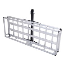 Aluminum Hitch Carrier Truck Luggage Basket Rack - $170.07