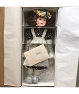 "Marie Osmond Four Seasons Amber Autumn 24"" Porcelain Collector Doll New ... - $116.83"