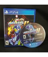 Mega Man 11 (Sony PlayStation 4, 2018) PS4 - $14.84