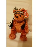 2004 Little Feather Ty Beanie Baby doll pre-owned, retired, rare find, c... - $32.73