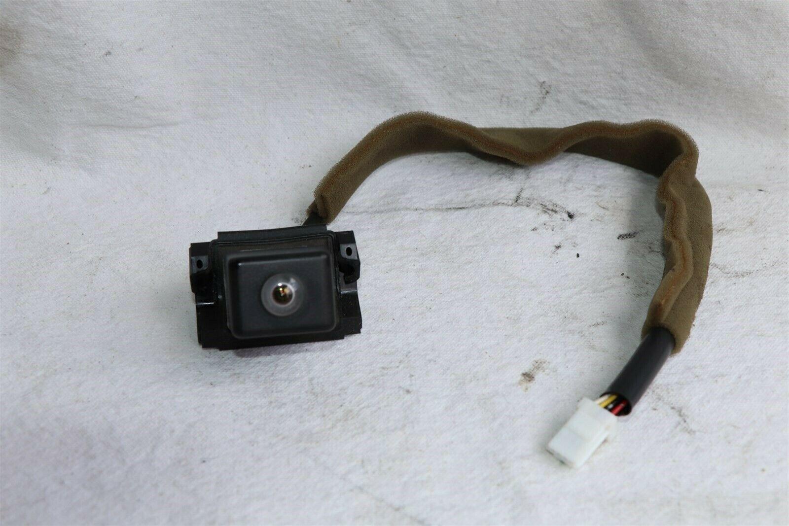 Infiniti QX56 Tail Lift Gate Rear Hatch Trunk Backup Reverse Camera 28442-7s110