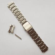 Genuine Watch Band 22mm Stainless Steel Bracelet Casio MDV-303D-1A1 MDV-... - $28.60