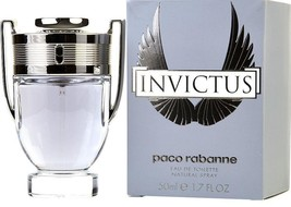 Invictus by Paco Rabanne for men 1.7 fl.oz / 50 ml eau de toilette spray - $57.98